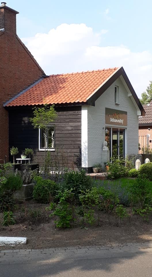 zijkant van de Brummelhof
