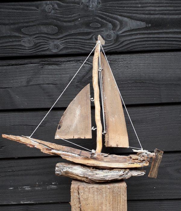Boot van hout